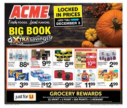 ACME catalogue ( 2 days left )