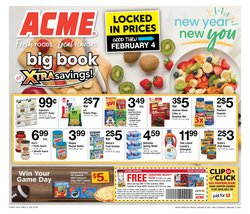 Grocery & Drug offers in the ACME catalogue in Toms River NJ ( 19 days left )