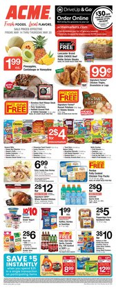ACME deals in the ACME catalog ( Expired)