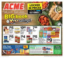 ACME deals in the ACME catalog ( 20 days left)