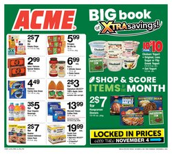 ACME deals in the ACME catalog ( 12 days left)