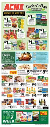 ACME deals in the ACME catalog ( 5 days left)