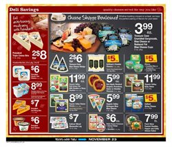 Cheese deals in the ACME weekly ad in Newark DE