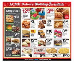 Mars deals in the ACME weekly ad in New York