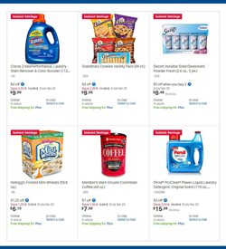 Deodorant deals in the Sam's Club weekly ad in Whittier CA
