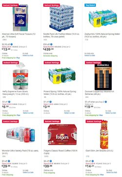 Furniture deals in the Sam's Club weekly ad in Fontana CA