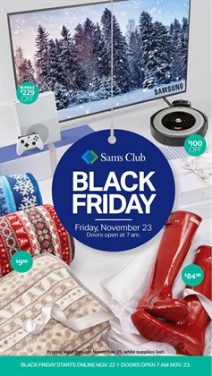 Sam's Club deals in the Pasadena MD weekly ad