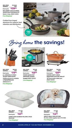 Sofa deals in the Sam's Club weekly ad in Stone Mountain GA