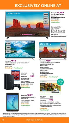 Phones deals in the Sam's Club weekly ad in Victoria TX