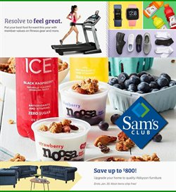 Grocery & Drug deals in the Sam's Club weekly ad in Fontana CA