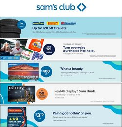 Sam's Club catalogue in Richmond VA ( Expired )