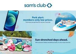 Sam's Club catalog ( 10 days left)