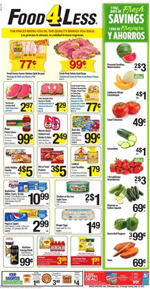Food 4 Less deals in the Chicago IL weekly ad