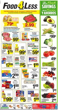 Food 4 Less catalogue in Long Beach CA ( 2 days left )
