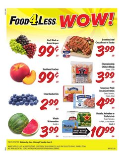 Food 4 Less catalogue in Long Beach CA ( Published today )