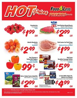Grocery & Drug offers in the Food 4 Less catalogue in Baldwin Park CA ( 1 day ago )