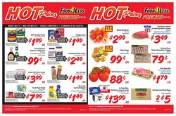 Grocery & Drug offers in the Food 4 Less catalogue in Chicago IL ( Expires tomorrow )