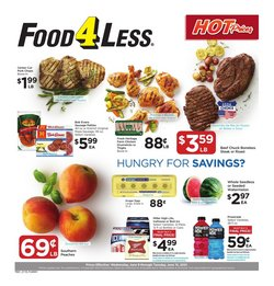 Grocery & Drug deals in the Food 4 Less catalog ( Expires tomorrow)