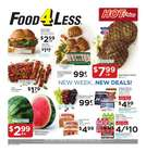 Food 4 Less catalogue ( 1 day ago )