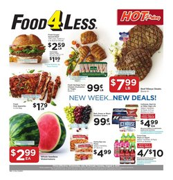 Food 4 Less deals in the Food 4 Less catalog ( 1 day ago)