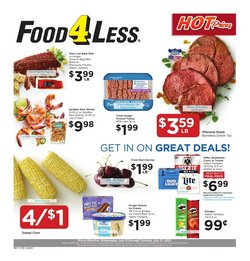 Food 4 Less catalog ( Expires today)