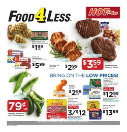 Grocery & Drug deals in the Food 4 Less catalog ( 1 day ago)