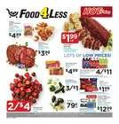 Food 4 Less catalogue ( 2 days left )