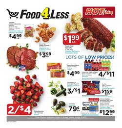 Food 4 Less deals in the Food 4 Less catalog ( Expires today)