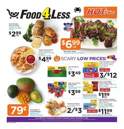 Food 4 Less catalog ( Published today)