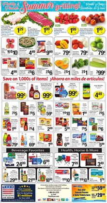 Oil deals in the Food 4 Less weekly ad in Los Angeles CA