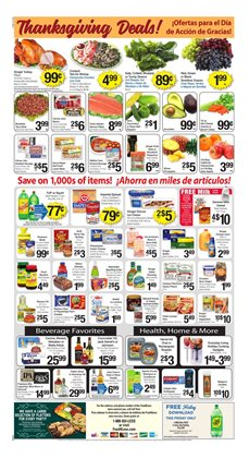 Olay deals in the Food 4 Less weekly ad in Los Angeles CA