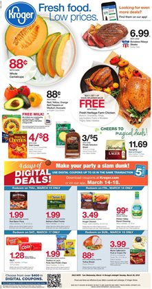 Grocery & Drug deals in the Kroger weekly ad in Hot Springs National Park AR