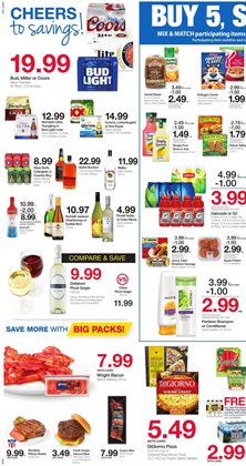 Barbecue deals in the Kroger weekly ad in Hot Springs National Park AR