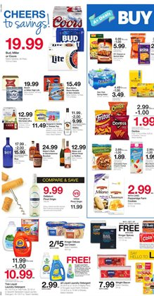 Saw deals in the Kroger weekly ad in Roswell GA