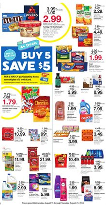 Shampoo deals in the Kroger weekly ad in Charleston WV