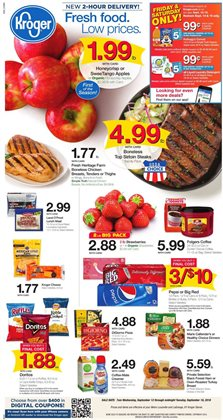 Top deals in the Kroger weekly ad in Newark OH