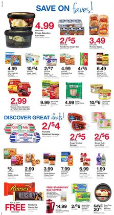 Soap deals in the Kroger weekly ad in Newark OH