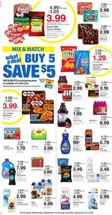 Dove deals in the Kroger weekly ad in Stone Mountain GA