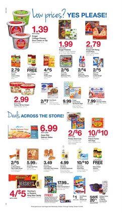 Fish deals in the Kroger weekly ad in Aiken SC
