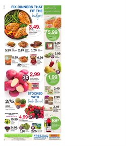 Chicken deals in the Kroger weekly ad in Knoxville TN
