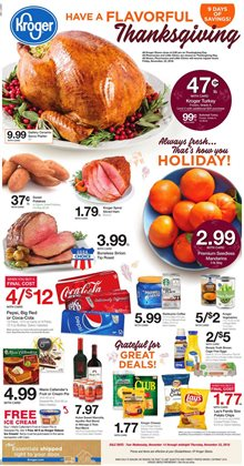Grocery & Drug deals in the Kroger weekly ad in Charleston WV