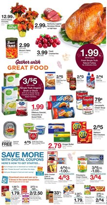 Philadelphia deals in the Kroger weekly ad in Humble TX