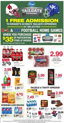 Games deals in the Kroger weekly ad in Augusta GA
