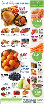Lawn deals in the Kroger weekly ad in Acworth GA