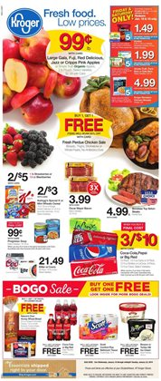 Top deals in the Kroger weekly ad in Acworth GA