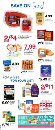 Liqueur deals in the Kroger weekly ad in Acworth GA