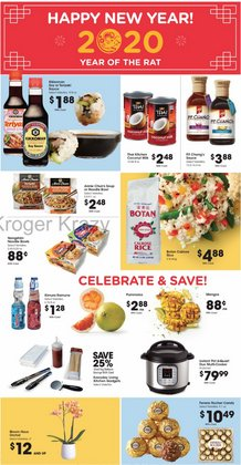 Grocery & Drug deals in the Kroger weekly ad in Durham NC
