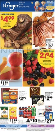 Kroger catalogue in Dallas TX ( 3 days left )