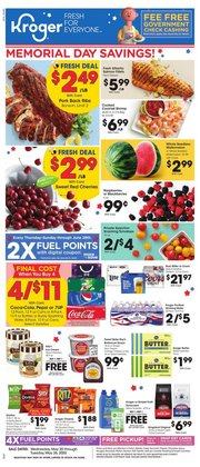 Kroger catalogue ( Expires tomorrow )