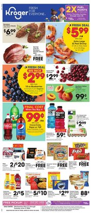 Grocery & Drug offers in the Kroger catalogue in Cincinnati OH ( Expires today )